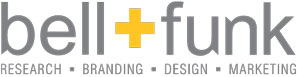 bell+funk | Research • Branding • Design • Marketing