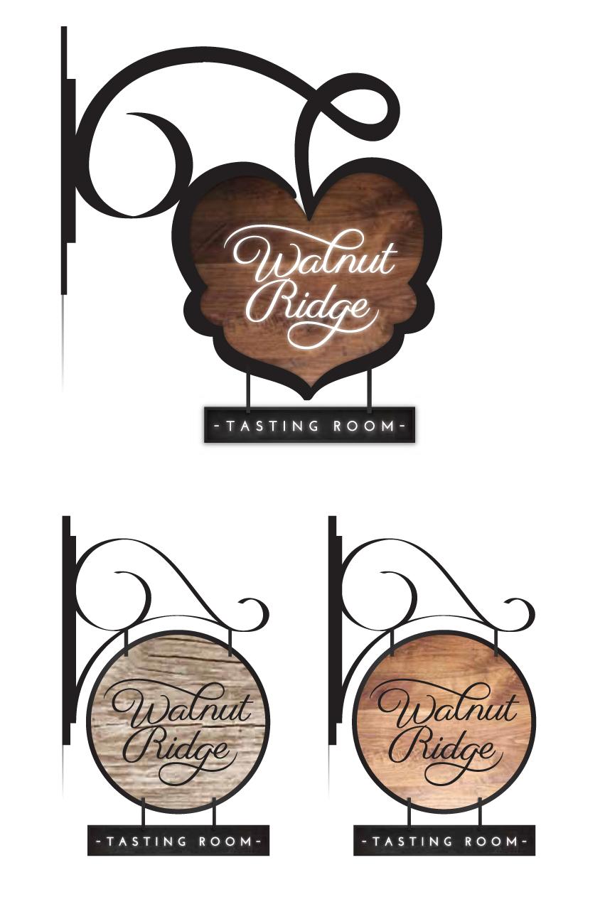 walnut ridge signs