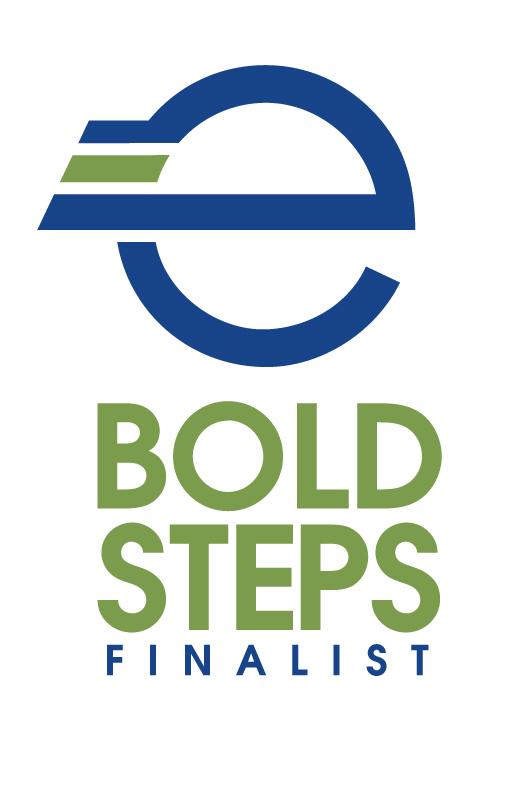 bold steps finalist logo