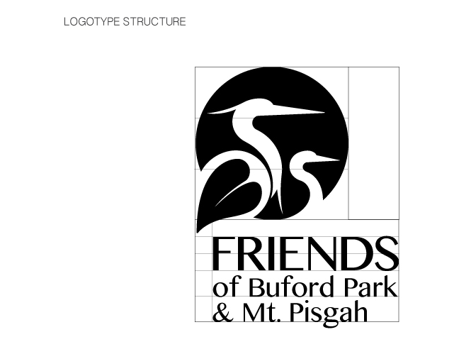 graphics standards for friends of buford park