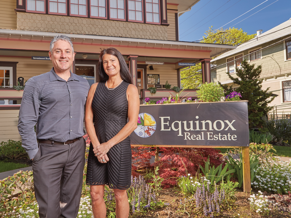 EWEB photography of equinox real estate