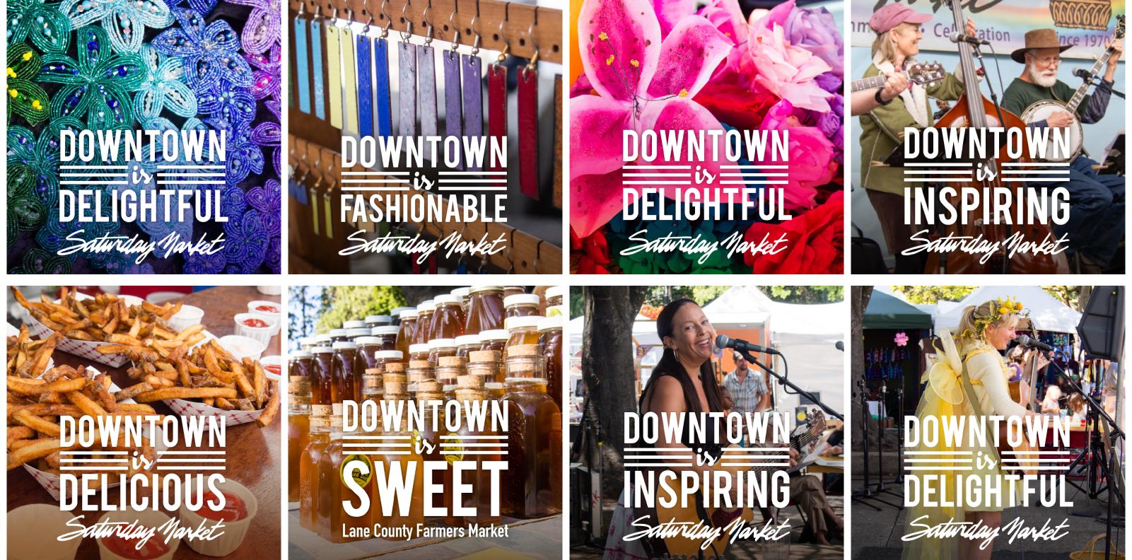 social media posts for downtown eugene merchants